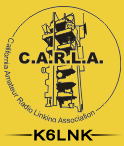 C.A.R.L.A. Repeater Network Statewide Repeater Network CARLA